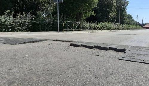 Zaječar: Zbog uništenih usporivača bezbednost dece i vozača pod znakom pitanja 12