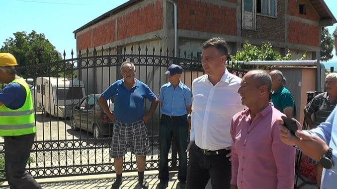 U selu Izvor kod Pirota gradi se kanalizacija i menja kompletna vodovodna mreža 1
