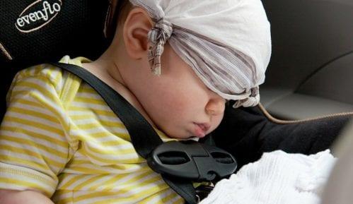 Kako sprečiti pоvrеđivanje dece u аutоmоbilu 1