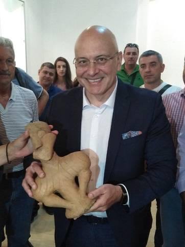 U Župi pronađena najveća i najočuvanija praistorijska figura na svetu 2