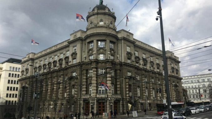 Protest upozorenja preduzetnika u Beogradu: Traže otpis poreza i doprinosa 1