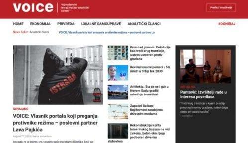 VOICE: Vlasnik portala Istraga.rs koji proganja protivnike režima - poslovni partner Lava Pajkića 2