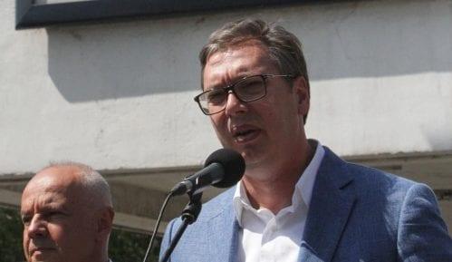 Vučić sa potpredsednikom kompanije Erikson o saradnji u oblasti IT sistema i mobilnih mreža 6