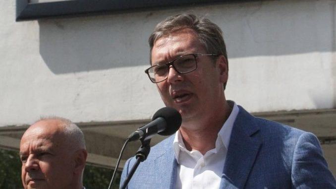 Vučić: U uslovima nemirnog sveta Srbija mora da jača bezbednosne snage 1