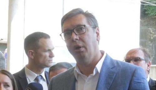 Vučić: Srećan sam što se Ksenija Božović priključila Srpskoj listi 10