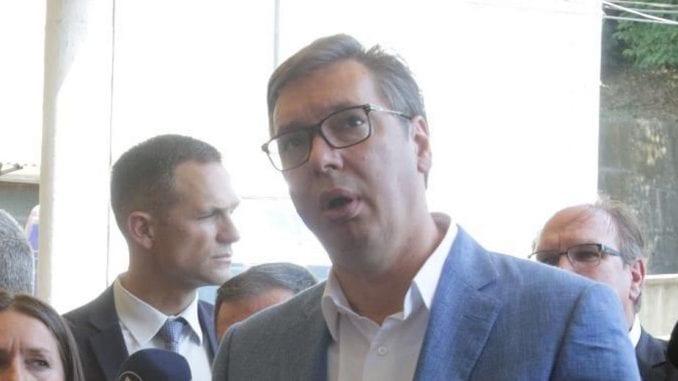 Vučić u Leskovcu: Na proleće izgradnja šest stadiona u Srbiji 1