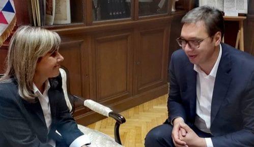 Vučić sa Majom Pavlović: Svestan sam da je situacija komplikovana, mi ćemo pomoći 7