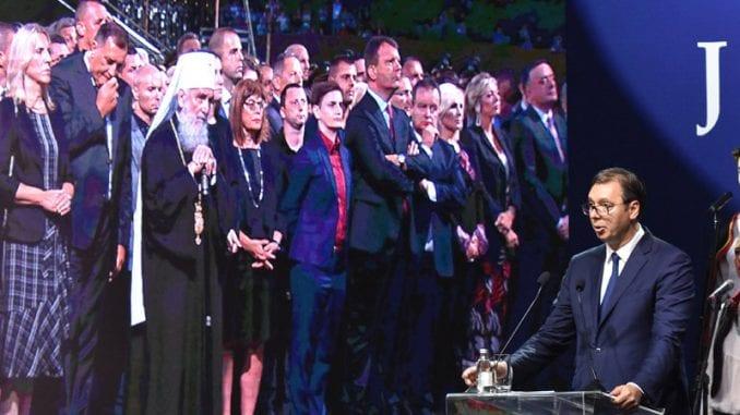 Vučić: Oni koji slave Oluju treba da znaju da umemo da odgovorimo snažnije, ali nećemo 1