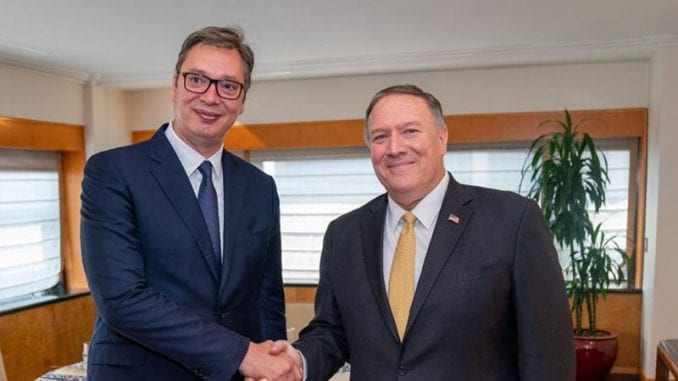 Pompeova poruka je da se Srbija fokusira na članstvo u EU i obnovu dijaloga sa Kosovom 3