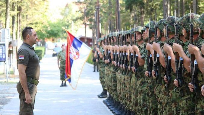 Vulin: Vojska Srbije daće maksimum na doprinosu politici vojne neutralnosti 1