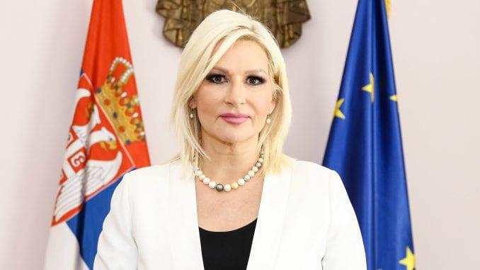 Mihajlović poručila Romima da je Srbija njihova država 2