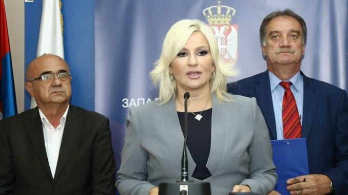 Mihajlović: Želimo da najbolje kompanije grade Moravski koridor 4