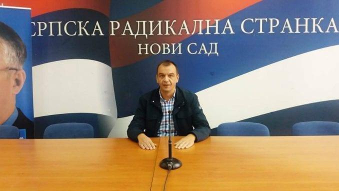 SRS predala listu kandidata za odbornike u Novom Sadu 3