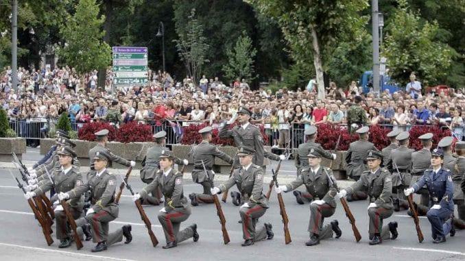 Promocija najmlađih oficira Vojske Srbije u subotu 1