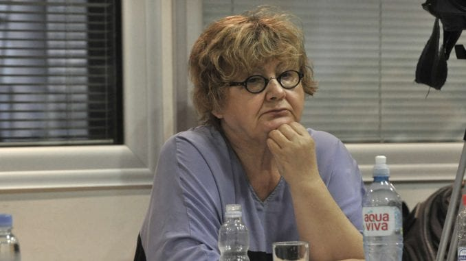 Rada Trajković: Bez kulturnog identiteta nema nezavisne države 2