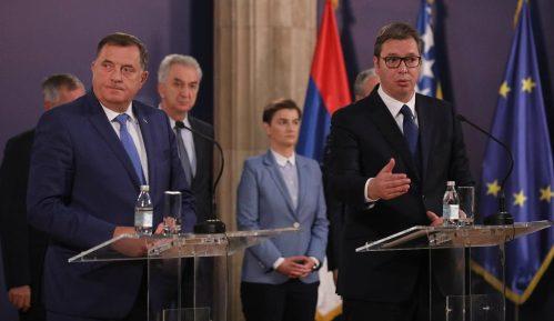 Poruka da je napad na Srpsku, napad na Srbiju 15