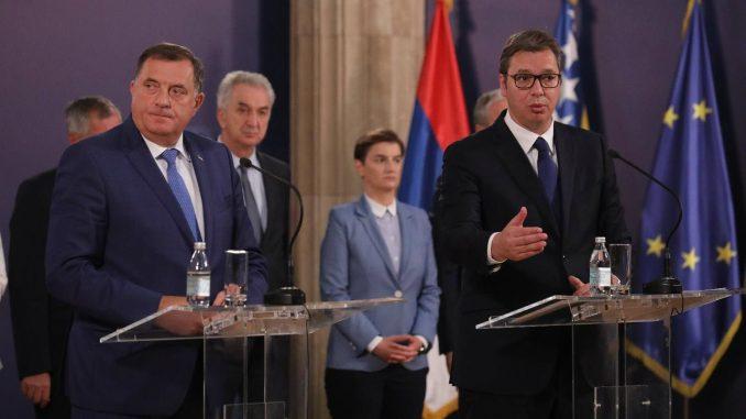 Poruka da je napad na Srpsku, napad na Srbiju 3
