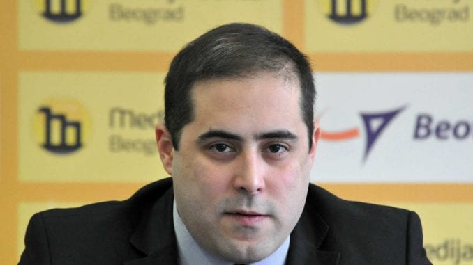 Miša Vacić: Mladi desničar Vučićeve Srbije 1
