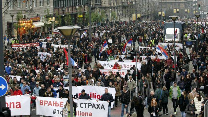 Veselinović: Svaki protest u svoje vreme 4