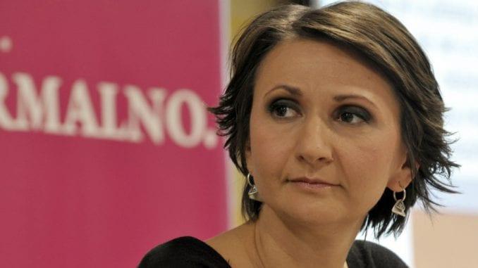 Suzana Trninić dobila otkaz na Prvoj televiziji 4