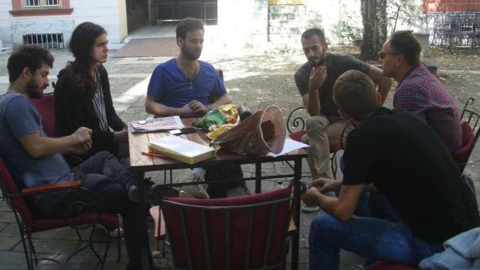 Kako izgleda dan studenata koji protestuju u Rektoratu? 4