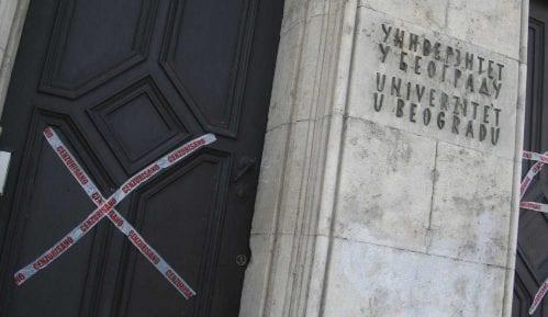 Zašto je blokada Rektorata ostala bez masovnije podrške akademske zajednice? 9