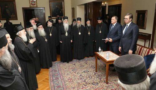 Otkazan poziv sestrinskim crkvama, neke vladike izostavljene? 9