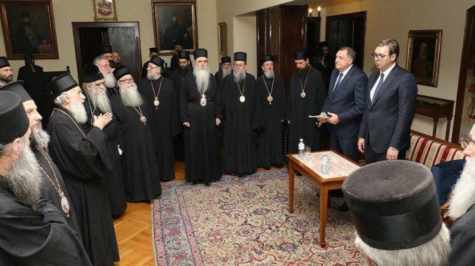 Vladika Ignatije između crkvenih i državnih zakona 1