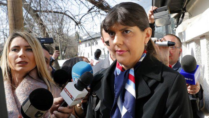 Laura Koveši savršen izbor za borbu protiv korupcije 1