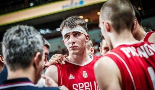 Marko Pecarski iz Partizana u FMP 9