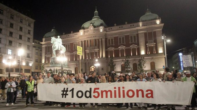 1 od 5 miliona: Ukidanje pritvora uzbunjivaču Obradoviću još jedna pobeda građana Srbije 1