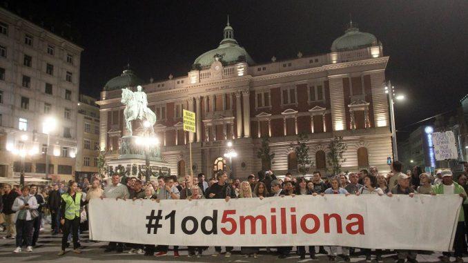 1 od 5 miliona: Ukidanje pritvora uzbunjivaču Obradoviću još jedna pobeda građana Srbije 3