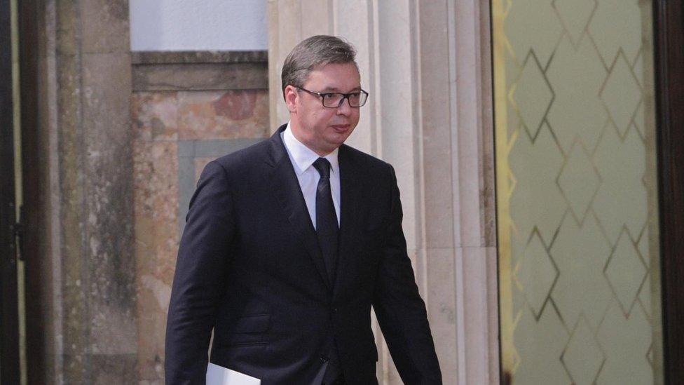 Predsednik Alekandar Vučić