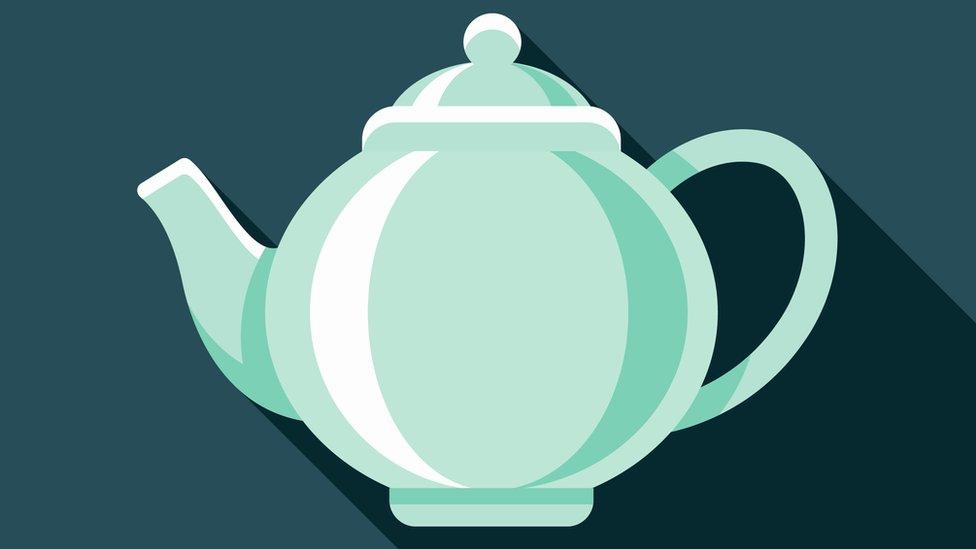 Da li možete da zamislite čajnik u svemiru