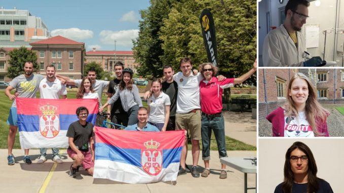 Ovo su učenici i studenti iz Srbije koji osvajaju svet 2