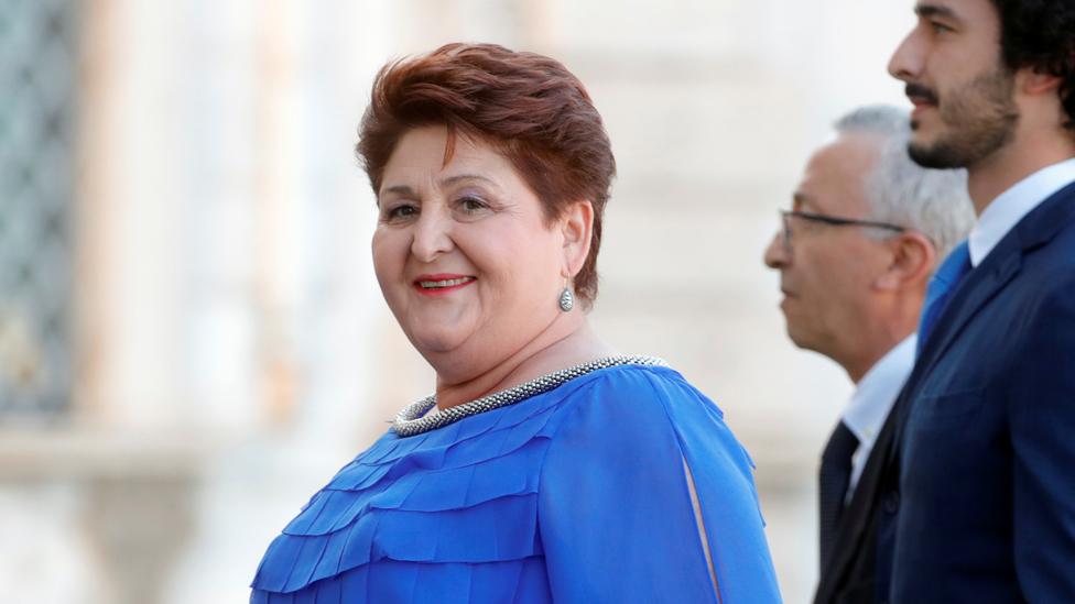 Tereza Belanova nova ministarka