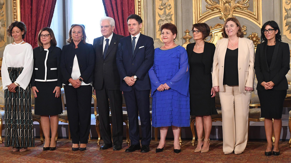 Ministarke u italijanskoj Vladi