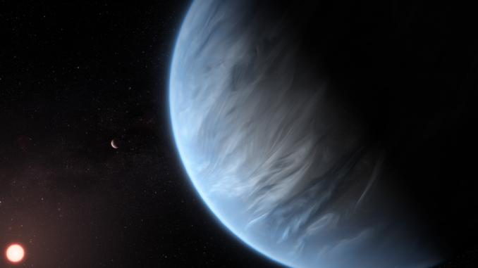 "Voda prvi put otkrivena na ""naseljivoj"" planeti 2"