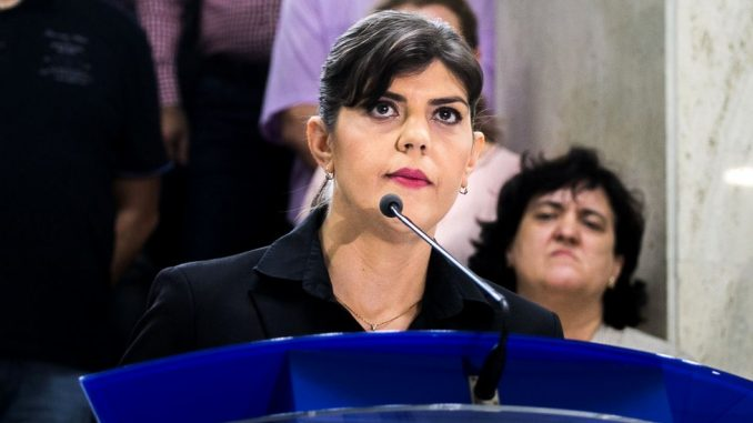 Rumunska borkinja protiv korupcije pred imenovanjem za evropskog tužioca 2