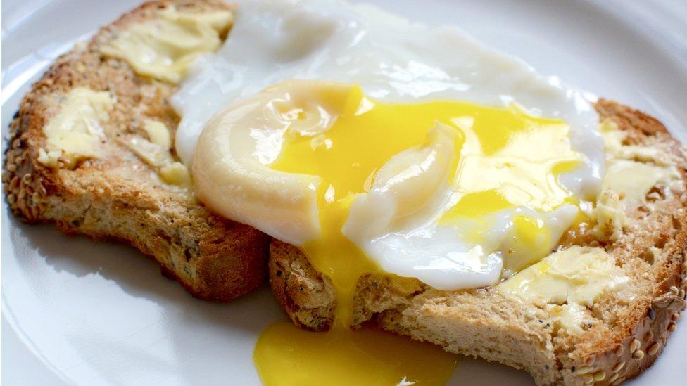 Jaje na tostu