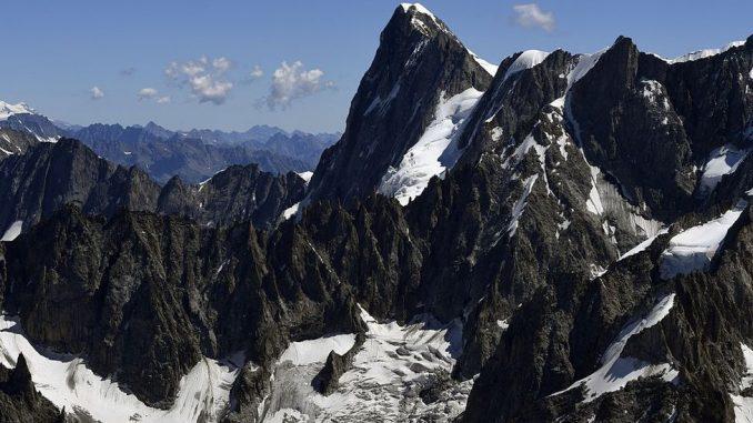 Klimatske promene: Glečer na Monblanu može da se uruši 3