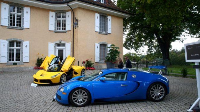 Luksuzni automobili predsednikovog sina prodate na aukciji u Švajcarskoj 2