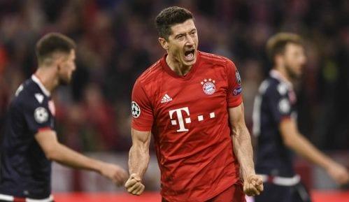 Levandovski najbolji fudbaler Nemačke u prošloj sezoni 1