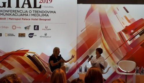 Olja Bećković: Da je TV prevaziđena, što bi vlast otimala sve televizije? 8