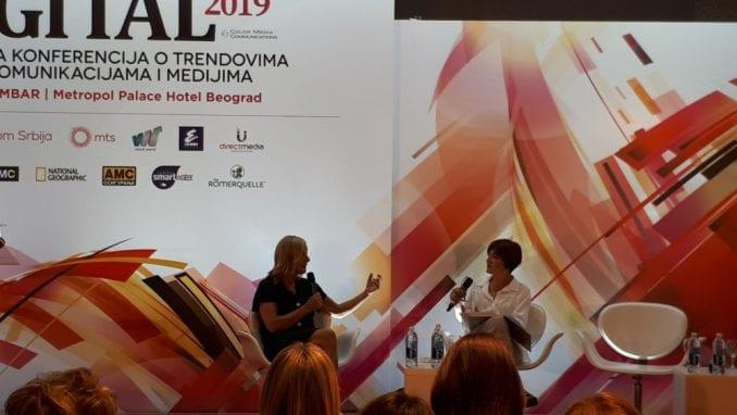 Olja Bećković: Da je TV prevaziđena, što bi vlast otimala sve televizije? 1