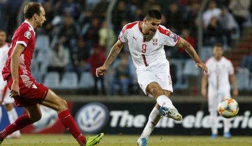 Mitrović nije teže povređen, tri nedelje van terena 13