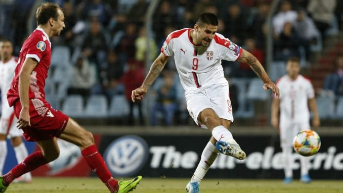 Mitrović nije teže povređen, tri nedelje van terena 1