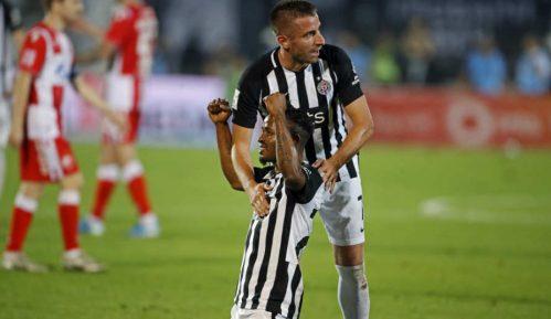 Havijer Estrada sudi meč Partizan - Junajted 15