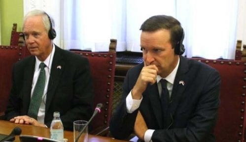 Američki senatori: SAD će podržati dogovor koji postignu Priština i Beograd 1