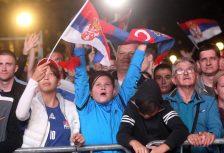 Odbojkašice Srbije proslavile titulu prvaka Evrope s navijačima u Beogradu (VIDEO, FOTO) 3